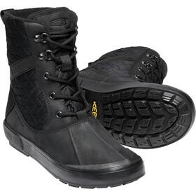 Keen Elsa II Quilted WP Zapatillas Mujer, black/black